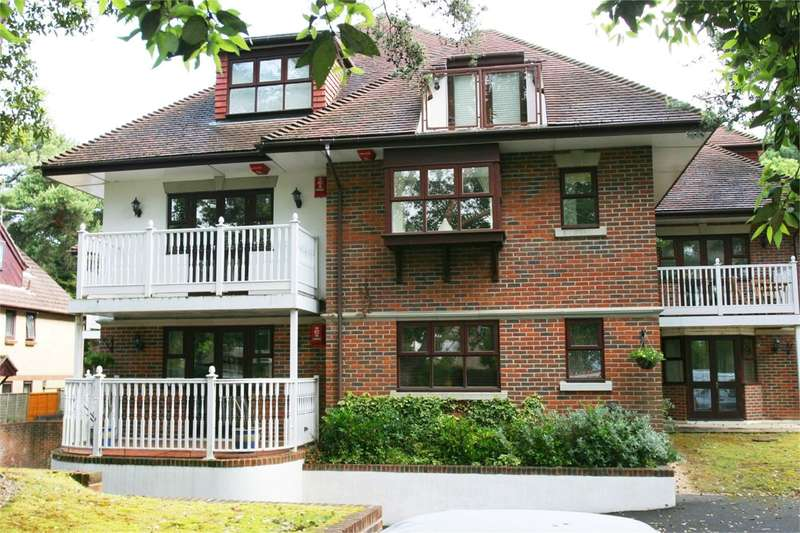 2 Bedrooms Apartment Flat for sale in Gulls Ridge, 63 Panorama Road, Poole, BH13