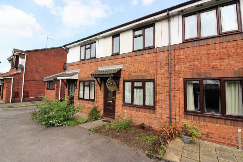 2 Bedrooms Town House for sale in Ravensbourne Grove, Willenhall