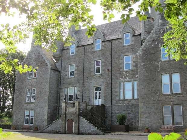 1 Bedroom Flat for rent in Flat 9 Braal Castle, Halkirk, Caithness
