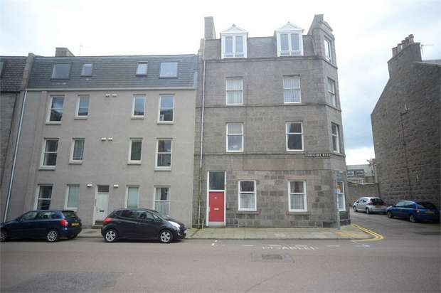 2 Bedrooms Flat for sale in 54 Urquhart Road, Aberdeen