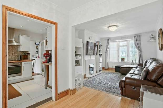 2 Bedrooms End Of Terrace House for sale in The Lindens, Hartington Road, Chiswick