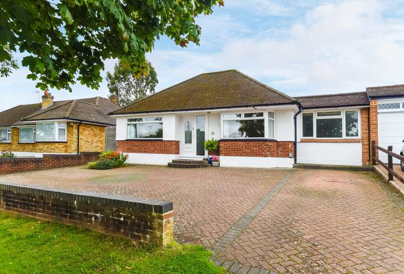 3 Bedrooms Detached Bungalow for sale in Peters Place, Northchurch