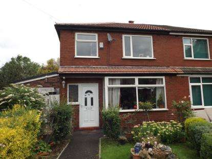 3 Bedrooms Semi Detached House for sale in Bow Meadow Grange, Manchester, Greater Manchester, Uk