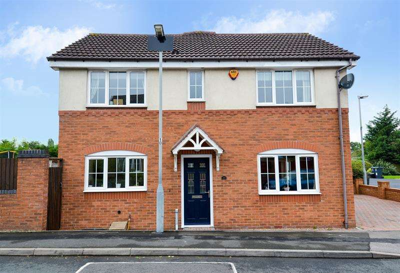 3 Bedrooms Detached House for sale in Laughton Close, West Heath, Birmingham