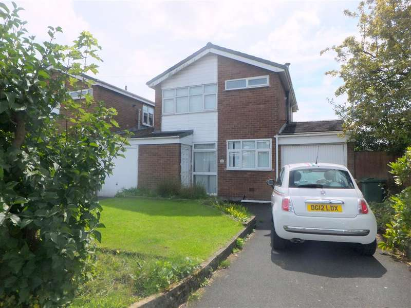 3 Bedrooms Detached House for sale in Weaver Avenue, Rainhill