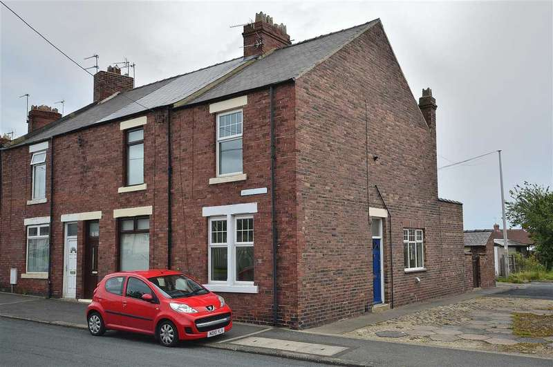 2 Bedrooms Terraced House for sale in Wood View, Durham