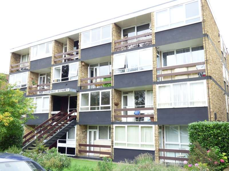 2 Bedrooms Flat for sale in ARLINGTON ROAD, EAST TWICKENHAM