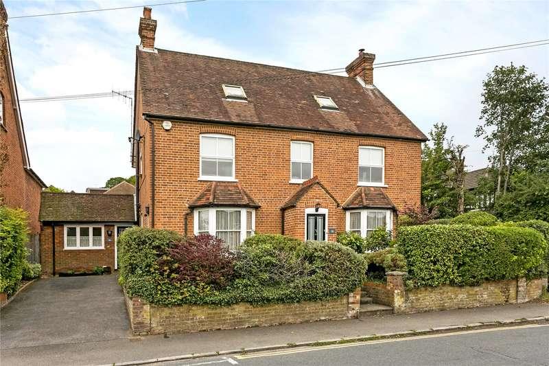 4 Bedrooms Detached House for sale in Lower Road, Chalfont St Peter, Gerrards Cross, Buckinghamshire, SL9