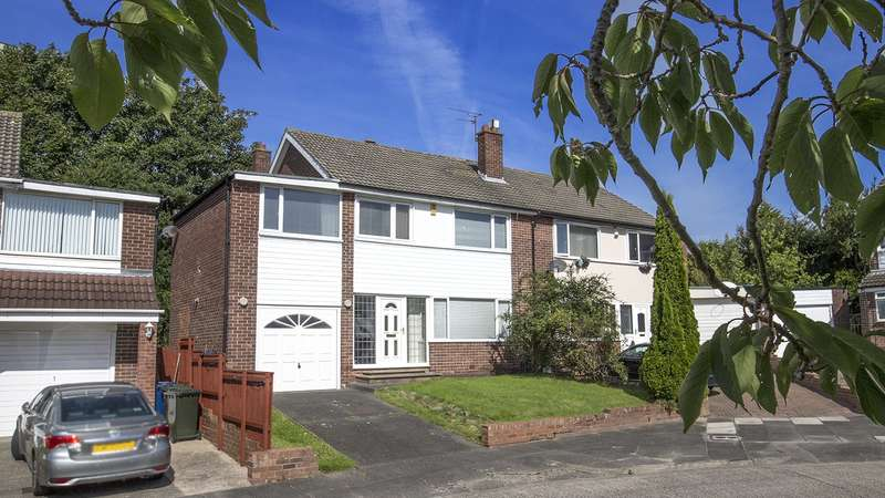 4 Bedrooms House for rent in Sheldon Grove, Newcastle Upon Tyne