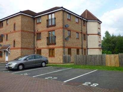 1 Bedroom Flat for sale in Oberon Grove, Wednesbury, West Midlands
