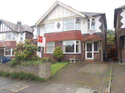 3 Bedrooms Semi Detached House for sale in Canterbury Road, Stockport, Greater Manchester