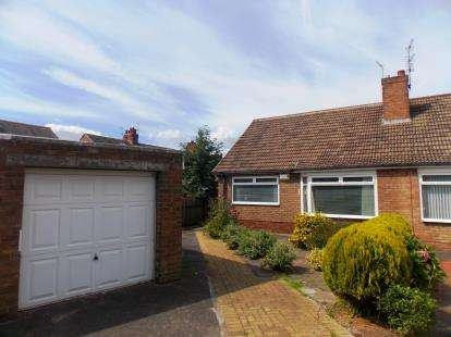 2 Bedrooms Bungalow for sale in Dorset Close, Middlesbrough