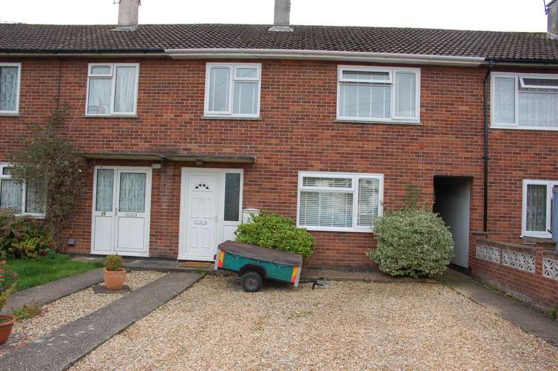 3 Bedrooms Terraced House for sale in Blackmoor Road, Taunton