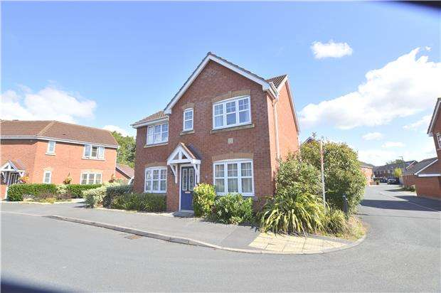 4 Bedrooms Detached House for sale in Wheal Road, TEWKESBURY, Gloucestershire, GL20 8UH