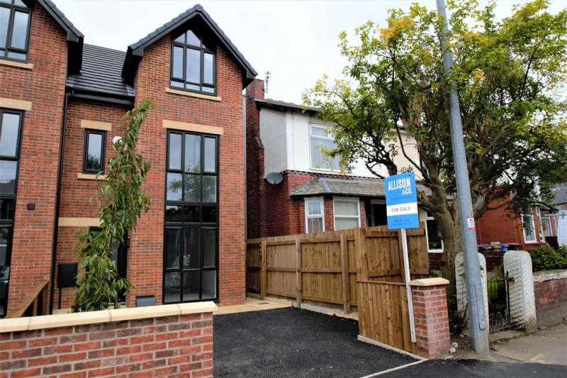3 Bedrooms Town House for sale in Clifton Road, Monton Village