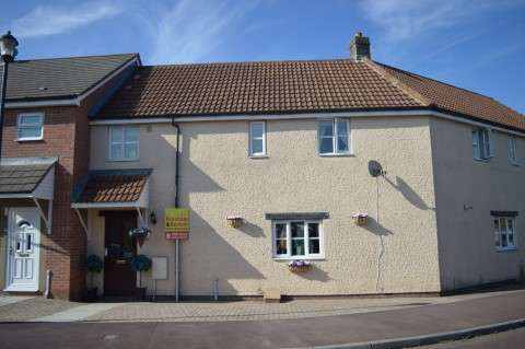 3 Bedrooms Terraced House for sale in Elborough Gardens, Elborough Village, Weston-super-Mare