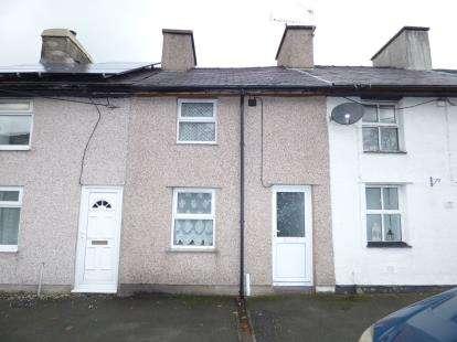 1 Bedroom Terraced House for sale in Treddafydd, Penygroes, Caernarfon, Gwynedd, LL54