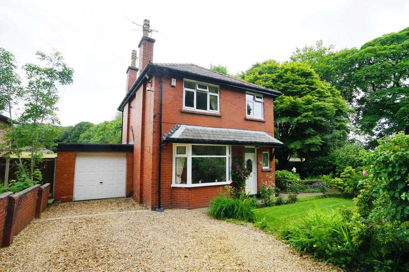 3 Bedrooms Detached House for sale in Linesmans Cottage, Limbrick