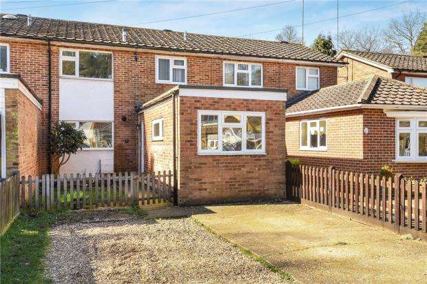 4 Bedrooms Terraced House for sale in Kinross Avenue, South Ascot, Berkshire
