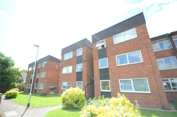 2 Bedrooms Apartment Flat for sale in Downham Court, Shinfield Road, Reading