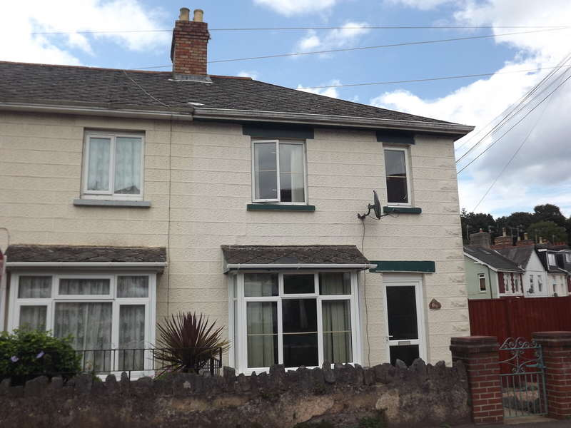 3 Bedrooms End Of Terrace House for sale in Sherwell Valley Road, Chelston, Torquay