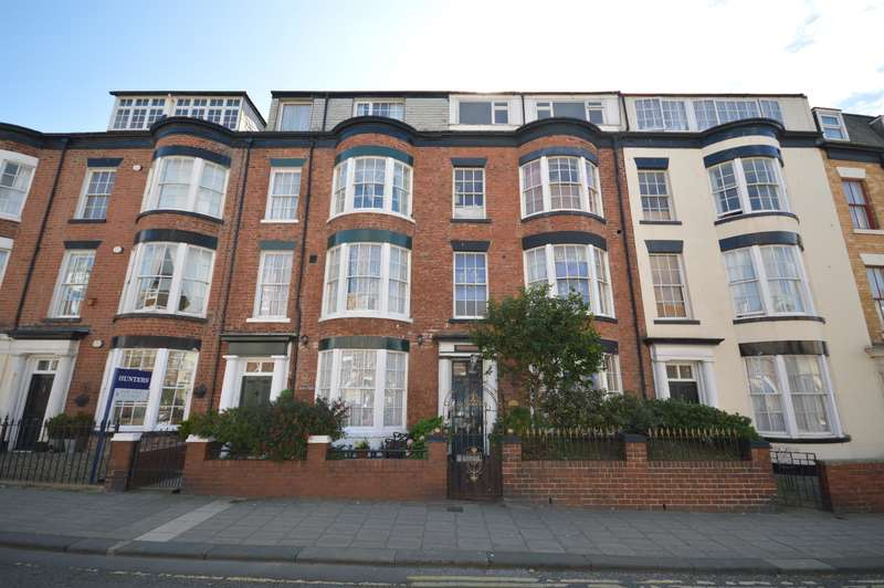 2 Bedrooms Flat for sale in Flat 4, 92 North Marine Road, Scarborough, YO12 7JA