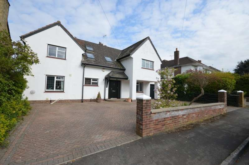 4 Bedrooms Detached House for sale in Grange Road, Saltford, BS31
