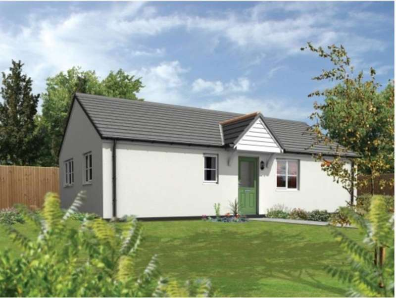 2 Bedrooms Detached Bungalow for sale in Goodleigh Rise Plot 16, Barnstaple