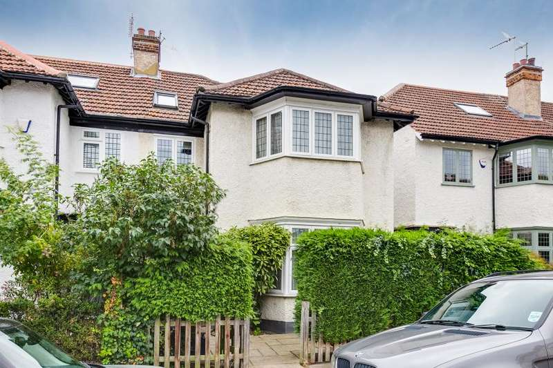 5 Bedrooms Semi Detached House for sale in Temple Sheen Road, East Sheen, SW14