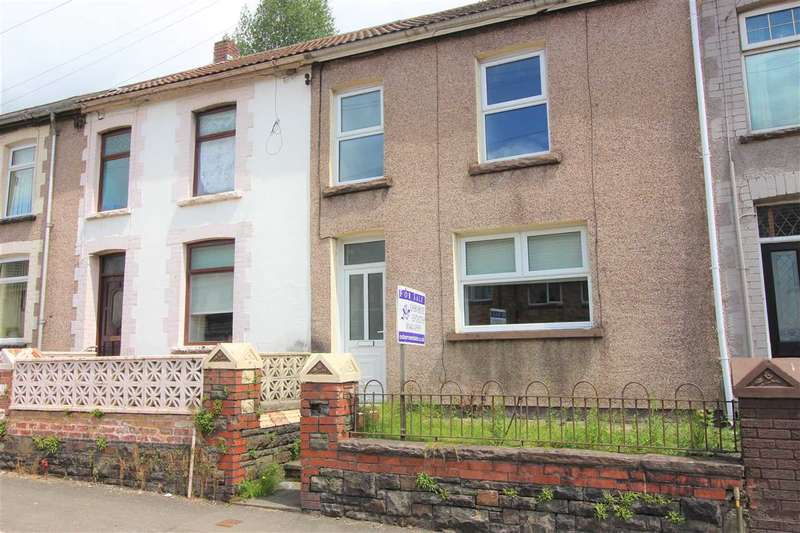 3 Bedrooms Terraced House for sale in Trealaw Road, Trealaw, Tonypandy