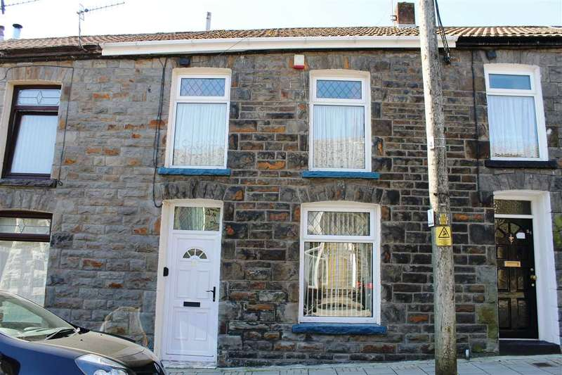 3 Bedrooms Terraced House for sale in Alexandra Road, Gelli, Pentre