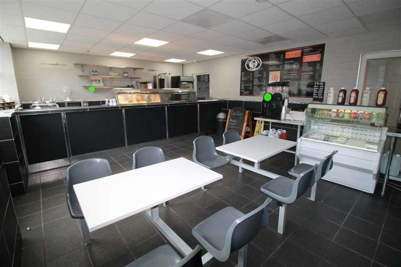 Commercial Property for sale in Fish Shop, 18A High Street, Porth