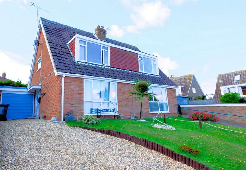 3 Bedrooms Semi Detached House for sale in Osprey Close, WHITSTABLE, Kent