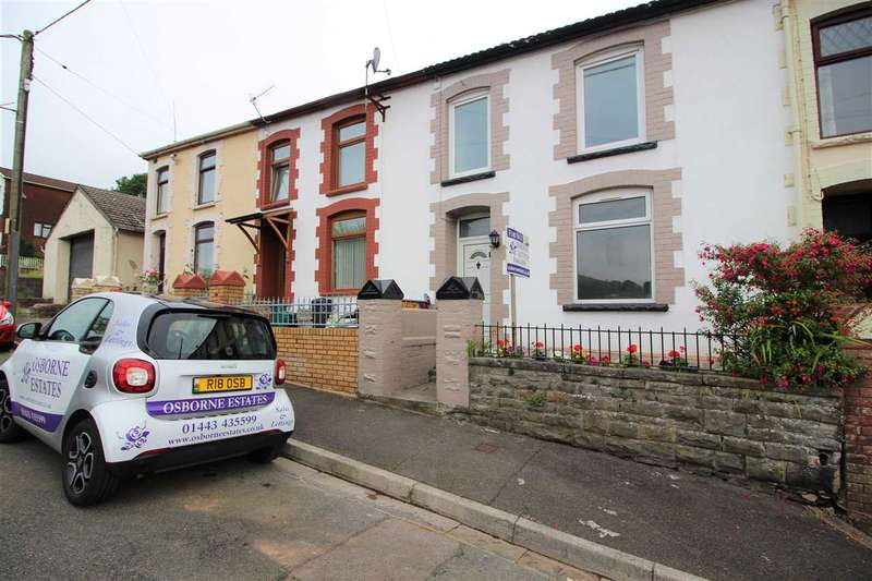 3 Bedrooms Terraced House for sale in Charles Street, Porth, Porth