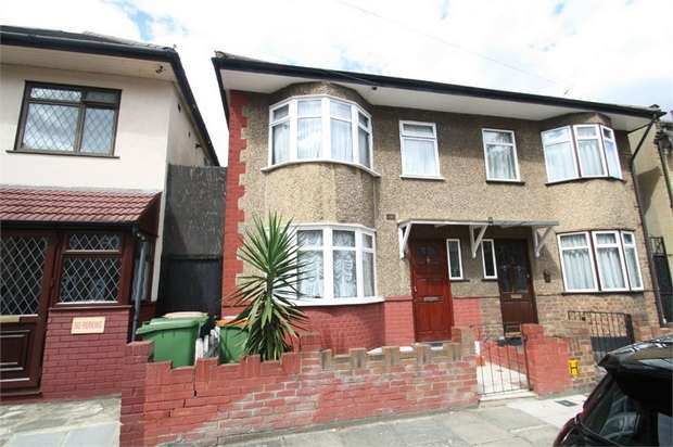 2 Bedrooms Semi Detached House for sale in Dundee Road, Plaistow, London