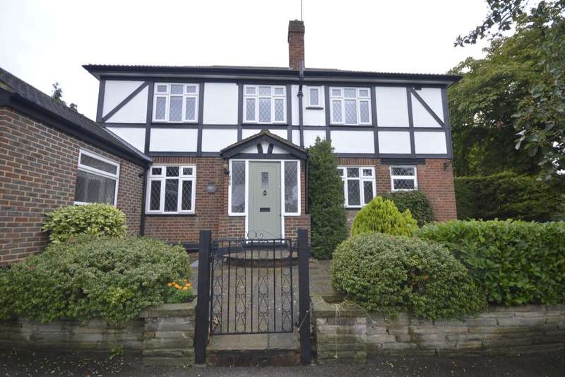 4 Bedrooms Detached House for sale in St. Albans Road, Watford, WD25