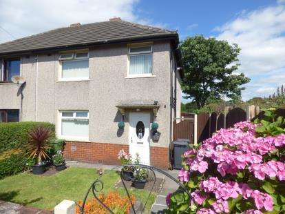 3 Bedrooms Semi Detached House for sale in Mansfield Crescent, Brierfield, Nelson, Lancashire