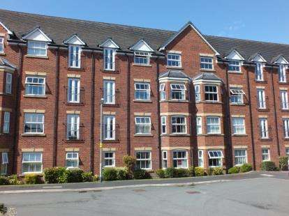 2 Bedrooms Flat for sale in Quins Croft, Leyland