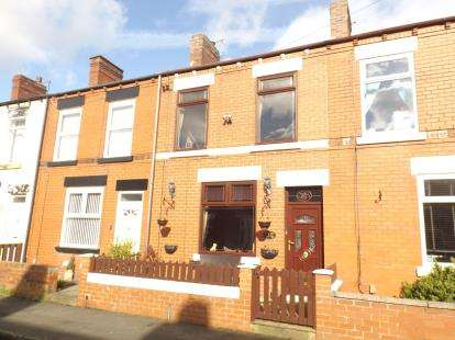 3 Bedrooms Terraced House for sale in May Street, Golborne, Warrington, Cheshire