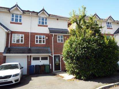 3 Bedrooms Semi Detached House for sale in Butterstile Avenue, Prestwich, Manchester, Greater Manchester