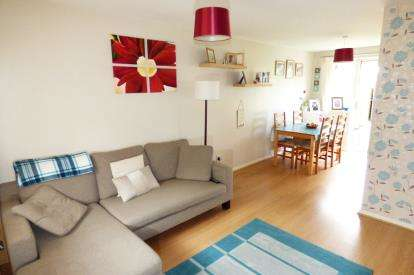 2 Bedrooms Terraced House for sale in Bearwood, Bournemouth, Dorset