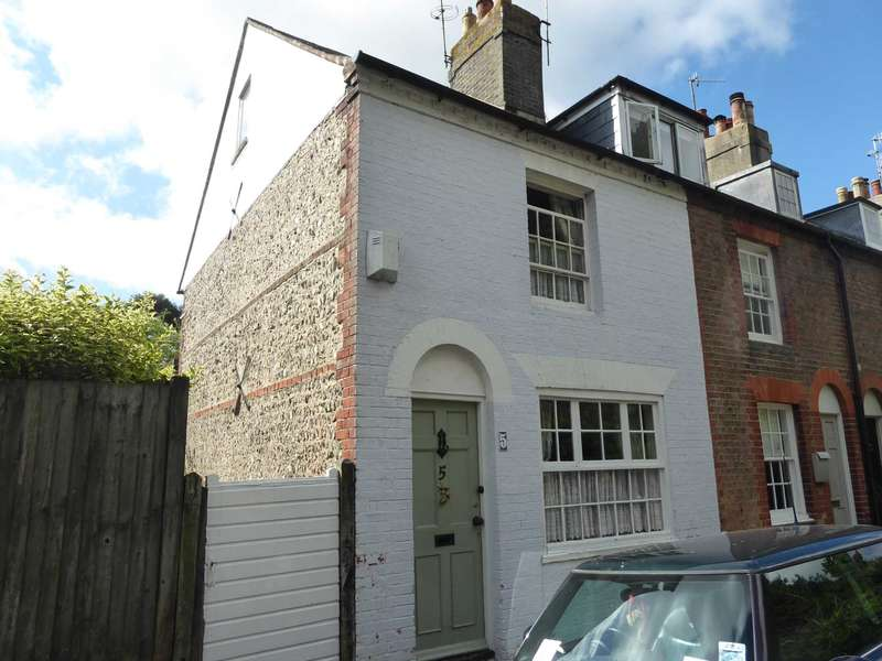 2 Bedrooms End Of Terrace House for sale in Eastport Lane, Lewes