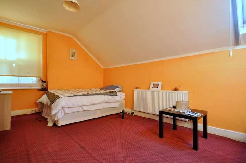 Studio Flat for sale in Elliott Road, Thornton Heath, Surrey, CR7 7QA