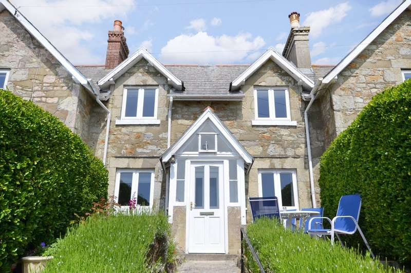 2 Bedrooms Terraced House for sale in Upper Bonchurch, Ventnor