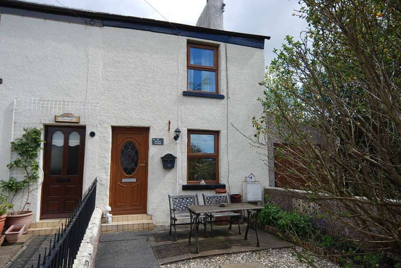 2 Bedrooms Cottage House for sale in Old Roose, Barrow-in-Furness, Cumbria, LA13 0ET