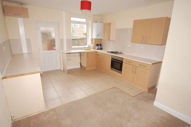 2 Bedrooms Terraced House for sale in Bradford Street, Barrow-in-Furness, Cumbria, LA14 4AN