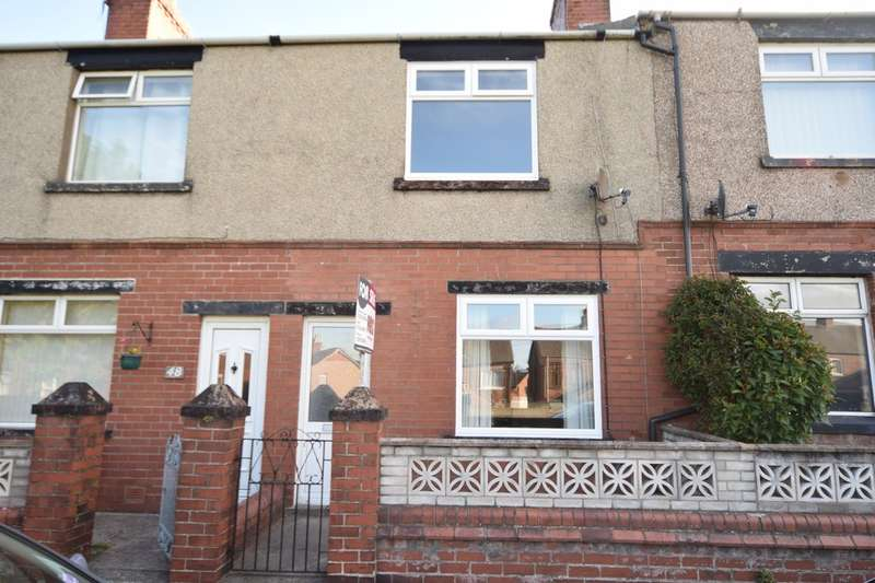 2 Bedrooms Terraced House for sale in Island Road, Barrow-in-Furness, LA14 2SD