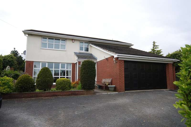 4 Bedrooms Detached House for sale in Baldwin Street, Barrow-in-Furness, Cumbria, LA14 4HP