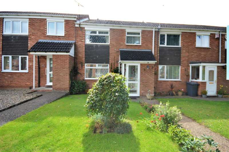 3 Bedrooms Town House for sale in Cooper Close, Leicester, LE2 8ST