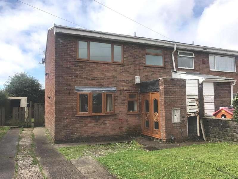 3 Bedrooms Semi Detached House for sale in Rhyd Y Felin, Llansamlet, Swansea